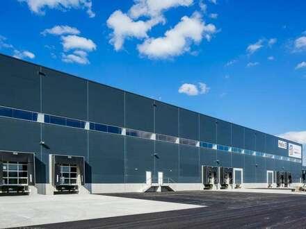 DPC | Hochwertige Lagerflächen im Logistikzentrum Wien Nord