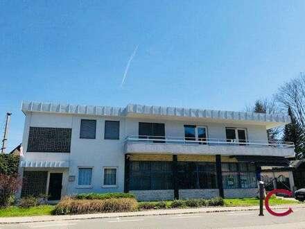 Großes Büro- bzw. Geschäftsgebäude zur Miete in sehr guter Lage