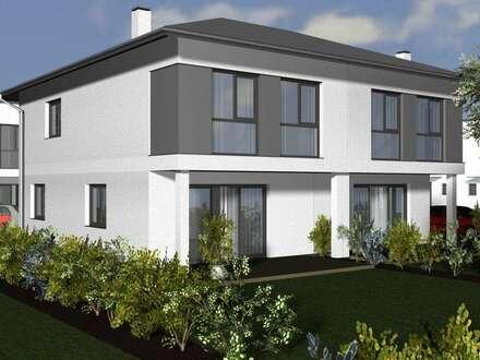 Neubau Eckreihenhäuser! ca. 102 m² Wohnfläche, ausbaufähig auf ca. 157 m² Wohnfläche!