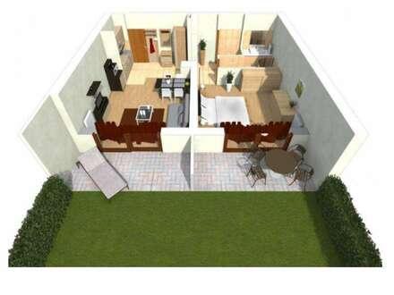 Wohnung mit eigenem Garten am Faaker See! TOP 5.
