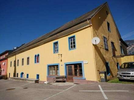 Historischer-Altbau in Arnoldstein
