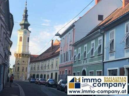 Attraktives Geschäftslokal im Zentrum der Thermenstadt Bad Radkersburg * Geschäftsfläche ca. 90 m² *