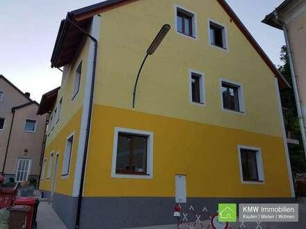 ERSTBEZUG NACH SANIERUNG: Erdgeschoßwohnung mit Terrasse