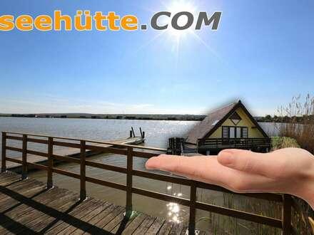 Seehütten in Rust am Neusiedler See