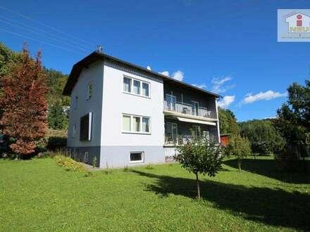 Schönes gepflegtes und großes 200m² Zweifamilienwohnhaus in Pörtschach am Wörthersee