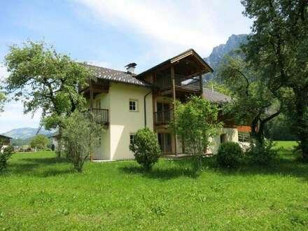 Ebbs - Liebevoll renoviertes Bauernhaus in sonniger Aussichtslage zu mieten