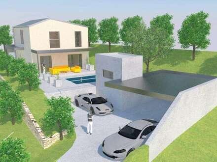 Weinitzen bei Graz, Neubau - Einfamilienhaus in schöner, sonniger Lage - provisionsfrei für den Käufer ! Weinitzen bei Graz