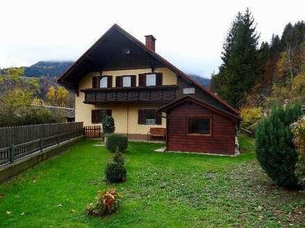 VERKAUFT! Einfamilienhaus in Kötschach