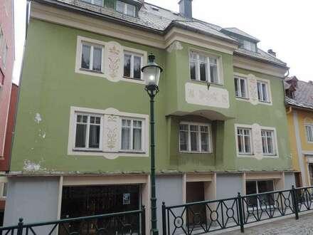 RESERVIERT...Komplettes bestandsfreies Haus in der Innenstadt, Wohnungseigentum in Vorbereitung