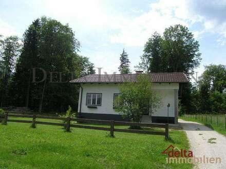 Wohnen im Einklang mit der Natur am Stadtrand von Bad Ischl