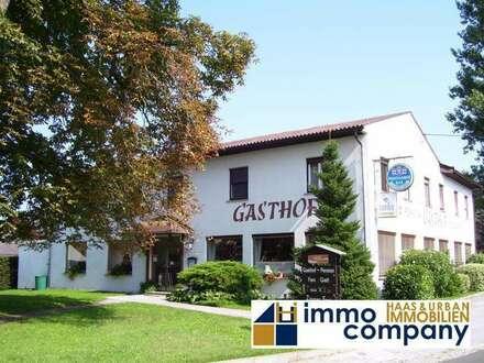 Gasthof - Pension in guter Lage