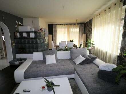 P&P: Top saniertes Einfamilienhaus in Gartensiedlung mit Pool