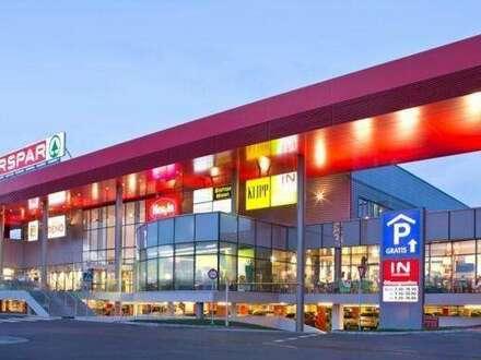 123m² Einzelhandelsfläche in einem modernen Einkaufscenter