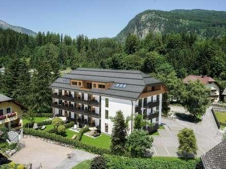 Großzügiges 3-Zimmer Appartement im Erdgeschoß SKI & NATURE Apartments Mauterndorf | TOP 09
