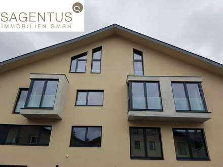 Erstbezug: 2-Zimmer-Neubau-Wohnung in TOPLAGE zu vermieten