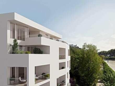 BLICK ÜBER SALZBURG: Exklusives Penthouse in absoluter Bestlage!