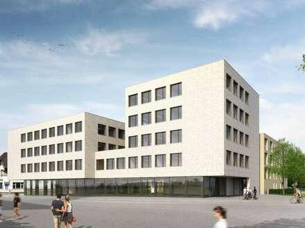 Verkaufsfläche in Erdgeschoss mit großer Fensterfront in idealer Lage an Bundesstraße I Top 01