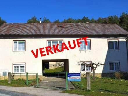 """Zweifamilienhaus in Liebing """"VERKAUFT"""""""