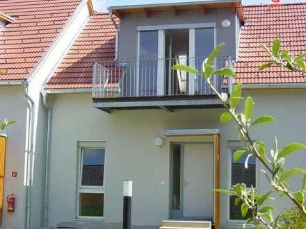 PROVISIONSFREIE 3-Zimmer Maisonette mit Balkon u. Garten