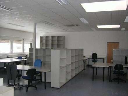Provisionsfreie Büroflächen von 200m² - 1700m², Autobahnauffahrt, möbliert, supergünstig!!