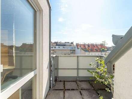 ++NEU** großzügige 4-Zimmer DG-Maisonette mit Terrasse u. Loggia, tolle LAGE in 1080!