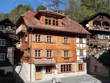 Ferienhaus im historischen Ensemble