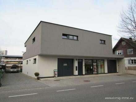 Tolle Gewerbeobjekt ca. 180m² (Büro, Verkauf, Lager, Technik) in Dornbirn zu Mieten!
