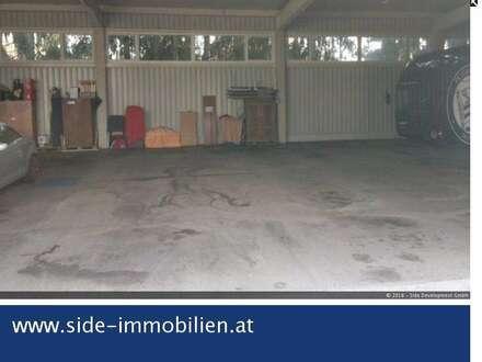 Graz, Nähe Puntigamer Gürtel - Einstell-/Lagerhalle sowie Freifläche zu mieten