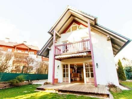Zweitwohnsitz möglich und provisionsfrei für den Käufer! Wohnhaus in Attersee!