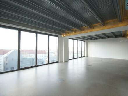 Panorama SKY LOFT in der Brotfabrik Wien!