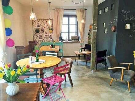 Beliebtes Tagescafé in Hall zu verpachten