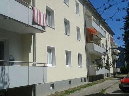 Sehr gemütliche und sonnige 2-Zimmer Wohnung mit Wohlfühl-Balkon verspricht hohen Erholungswert! Ausgezeichnete Infrastruktur! Provisionsfrei!