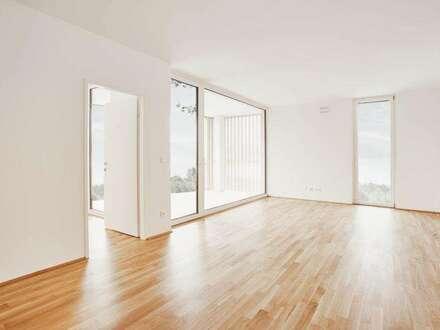 3-Zimmer-Neubau-Wohnung mit großer Loggia in Salzburg Liefering an der Glan - zur Miete