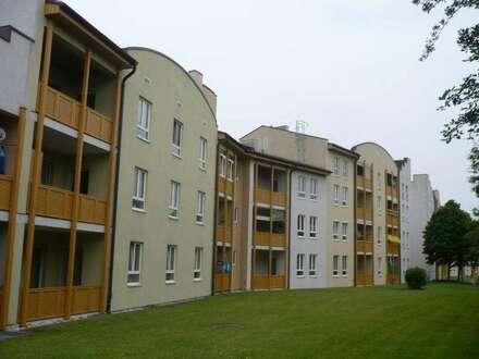 Sonnige, schöne 2-Zimmer-Wohnung am Stadtrand von Braunau