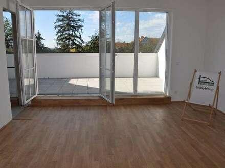 Neubau nähe Korneuburg! Garten & Terrasse! bereits fertig gestellt! Luxus!