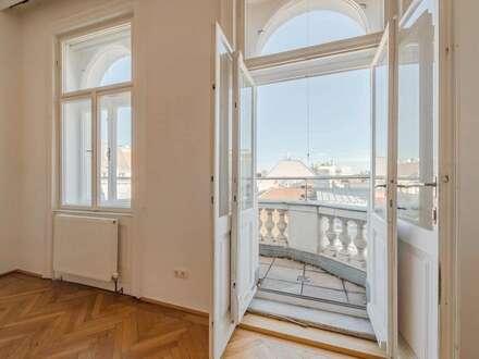 ++NEU++ Porzellangasse, Büro in Bestlage im Servitenviertel, 3-Zimmer + Balkon **