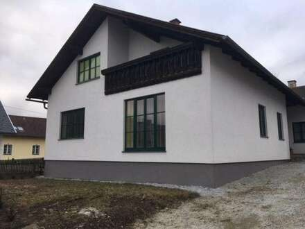 Einfamilienhaus in Moritzreith