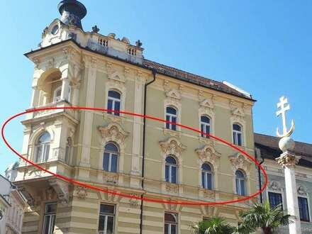 TEILFLÄCHEN - Einzelbüros mit Blick auf den Alten Platz zu vermieten !