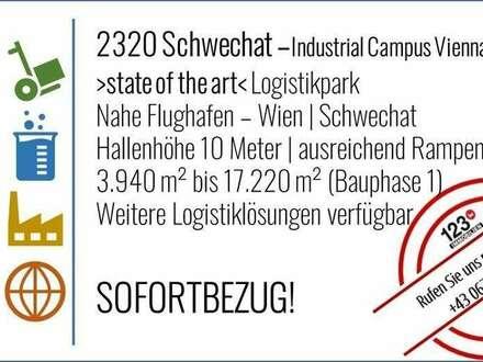Wien-Ost | L O G I S T I K |  |Industrial Campus Vienna East |