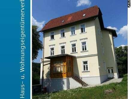 Mietwohnung im Grünen inkl. Heizakonto & Garten (6.000 m²)