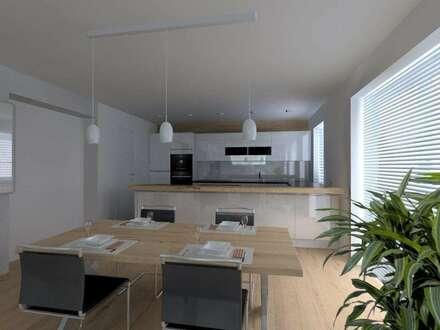 3-Zimmer EG-Wohnung mit geräumiger Terrasse