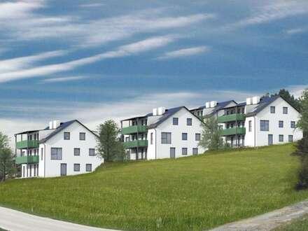 Geförderte Genossenschafts-Wohnung mit Eigengarten - MIETE