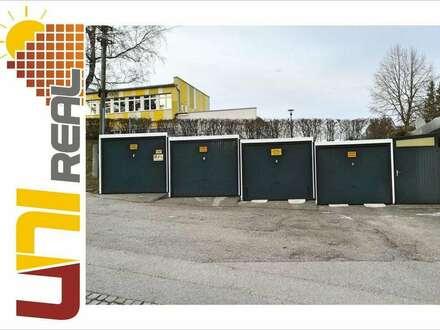- UNI-Real - vermieteter GARAGENBLOCK in Gallspach zu verkaufen!