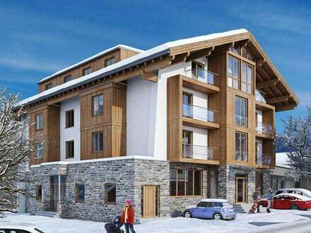 Provisionsfrei! Exkl. 3-Zimmer-Appartement in Zell am See - Top 10