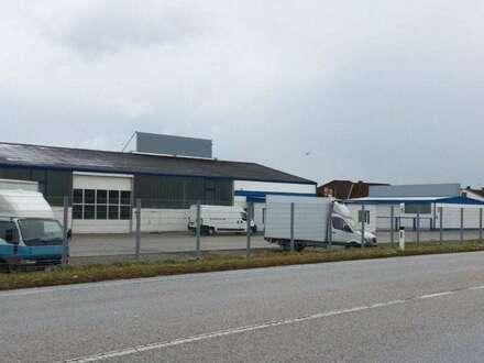 Kaufobjekt, 2601 Sollenau, beste Lage im Industriegebiet, Nutzfläche 1.630m²