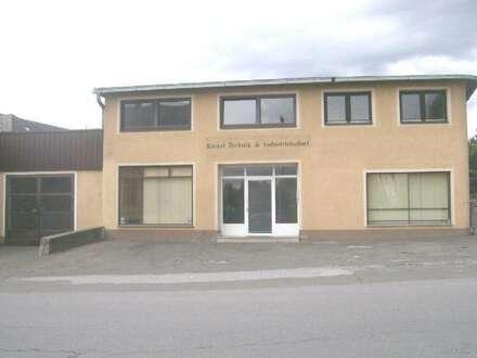 Lager-, Werkstatt-, Geschäfts- und Büroflächen in Fohnsdorf