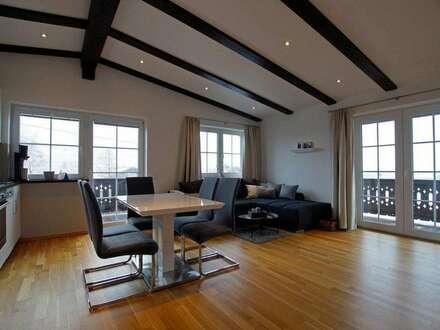 Stilvolle DG-Wohnung im Ortszentrum ( VM9459 )