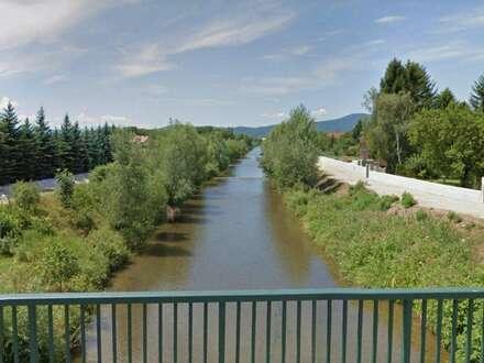 """Leben am Fluss- Zwei Zimmer mit einem BALKON - Wohnanlage """"FABIO SÜD"""""""