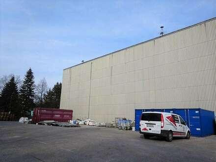 1. Monat mietfrei - Hochregallager mit ausgezeichneter Infrastruktur in Graz Puntigam nähe der Autobahnauffahrten