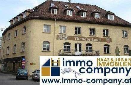 Bregenz: /Anleger aufgepasst - Zentrumslage - Vier Maisonette Wohnungen Gemeinschaftsparkplatz vorhanden.